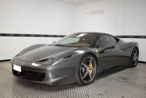 Ferrari 458 - Coches de ocasión en Valencia