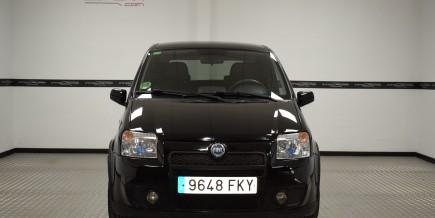Fiat Panda 1.4I de ocasión en valencia delantera