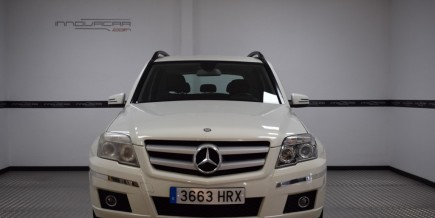 Mercedes GLK de Ocasión en Valencia