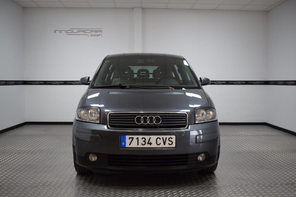 Audi A2 de Ocasión en Valencia