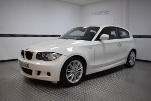 BMW 118d de ocasión Valencia