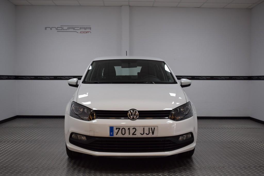 Volkswagen Polo 1.4 Tdi ocasión Valencia